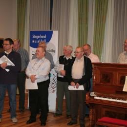 08. Abrëll 2014: De Sängerbond Museldall éiert langjähreg Memberen