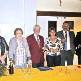 09. Mai 2012: De Sängerbond Museldall éiert de Jos FRITSCH fir seng 80 Jo'er
