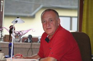 Michel Kohn, Schriftführer seit mehr als drei Jahrzenten.