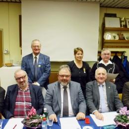 17. Januar 2015 – De Sängerbond Museldall haat seng Generalversammlung