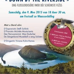De Programm vun eisem Fréijoars-Concert den 9 Mée 2015