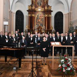 120 Joar Feier vun der Chorale Municipale Sängerbond Museldall Wasserbëlig