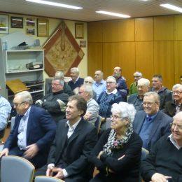 Dem Sängerbond Museldall seng Generalversammlung Januar 2018