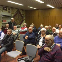 Generalversammlung vun der Chorale Municipale Sängerbond Museldall 19. Januar 2019