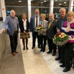 De Sängerbond feiert 2 mol 80 Joar vum Egon THEATO an Aly GESCHWIND